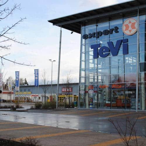 TeVi-Markt Schwabach - Schlüsselfertig
