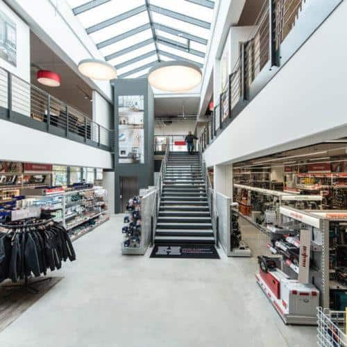 Verkaufsfläche Schwabach